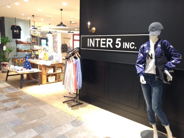 INTER 5 STORE