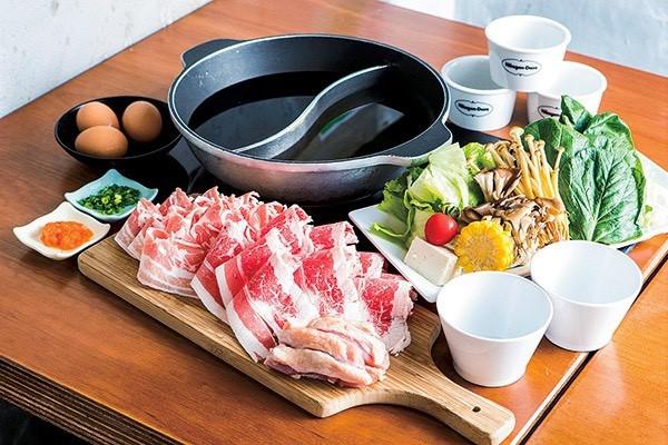All-you-can-eat Tajima shop liking beef shabu-shabu beef