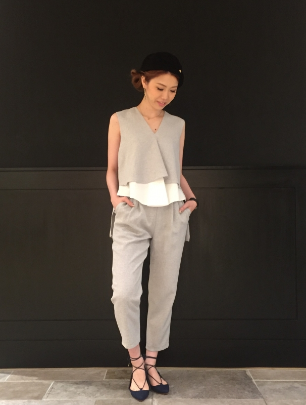 ☆..*sharklin blouse & pants*..★