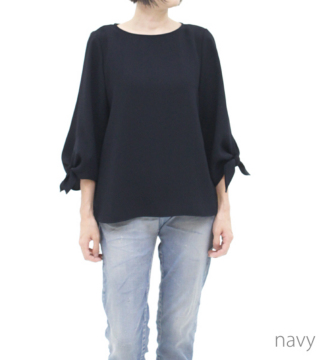 ★nobel doublecross blouse★