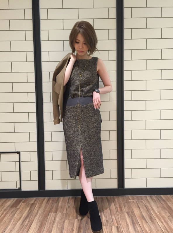 ☆...trompeloeil tweed set up...☆