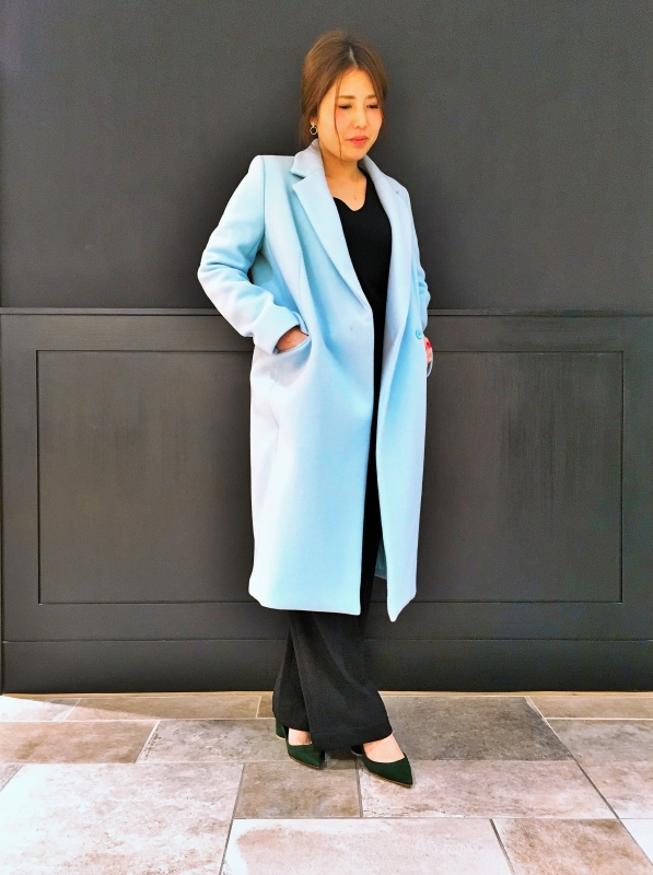 ☆彡pesca melton w chester coat☆彡
