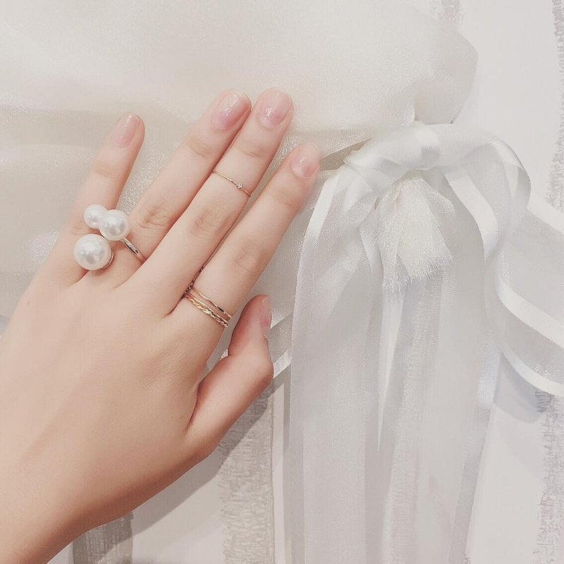 ☆PEARL RING☆