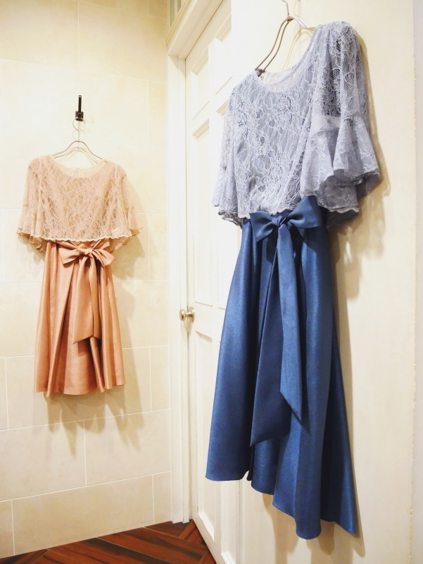 NEW COLOR DRESS☆