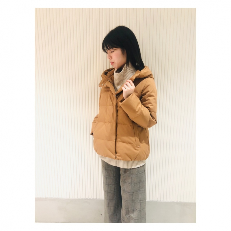 〜Down Jacket〜
