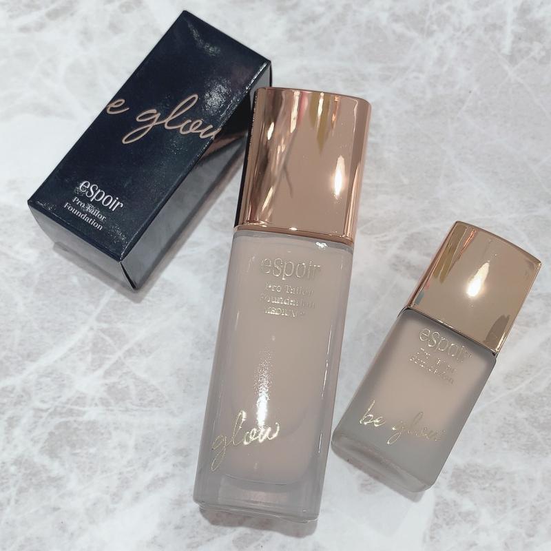 espoir shiny skin liquid foundation