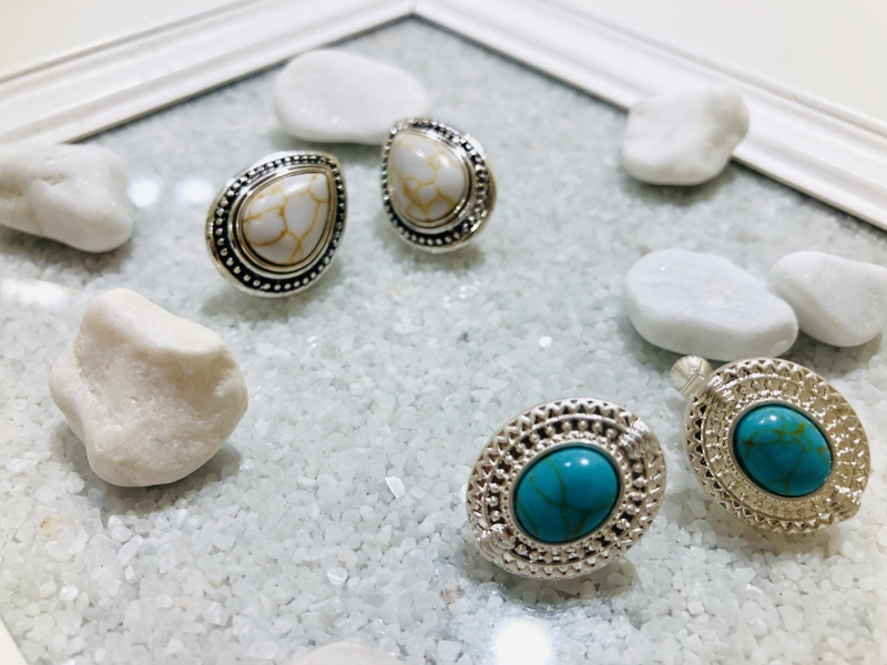 [NEW] Turquoise accessories