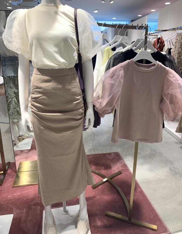 The latest quite popular skirt [Tomoka]