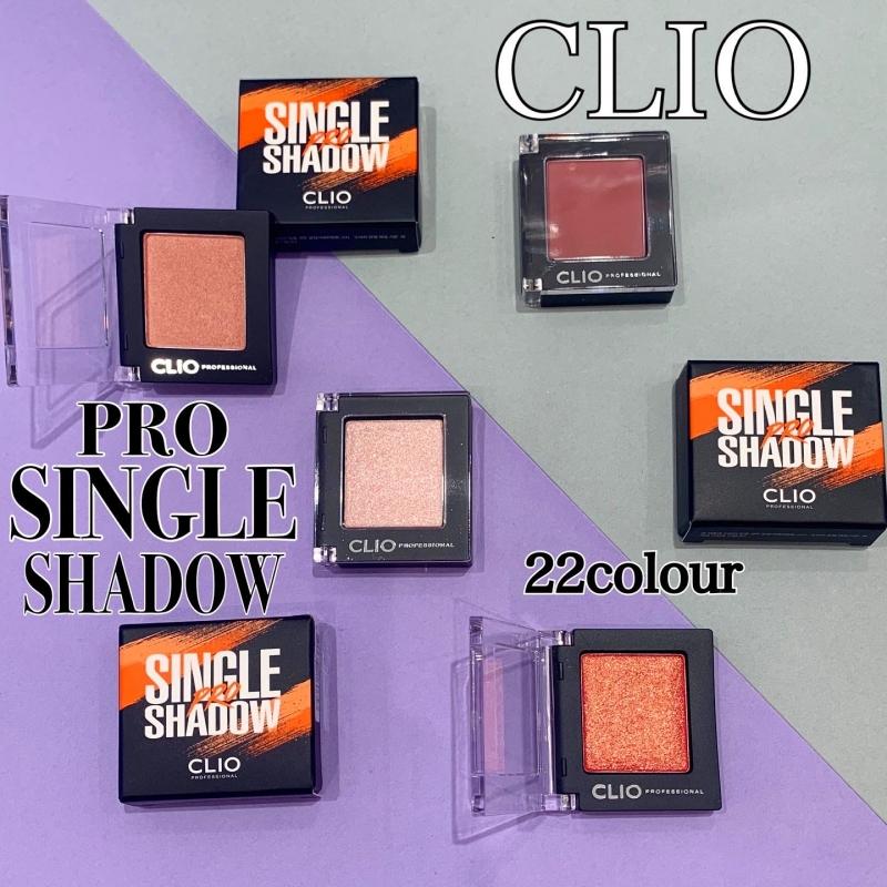 CLIO new product eye shadow