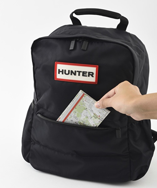 HUNTER ORIGINAL NYLON MINI BACKPACK