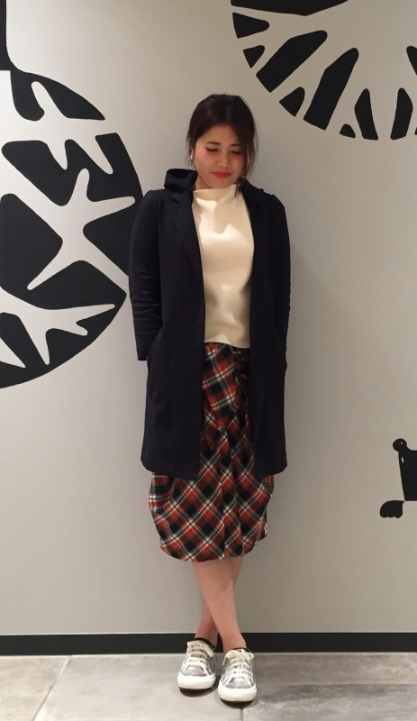 ☆..*construction hooded pencil coat*..★